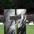 Arte funerario en acero inoxidable